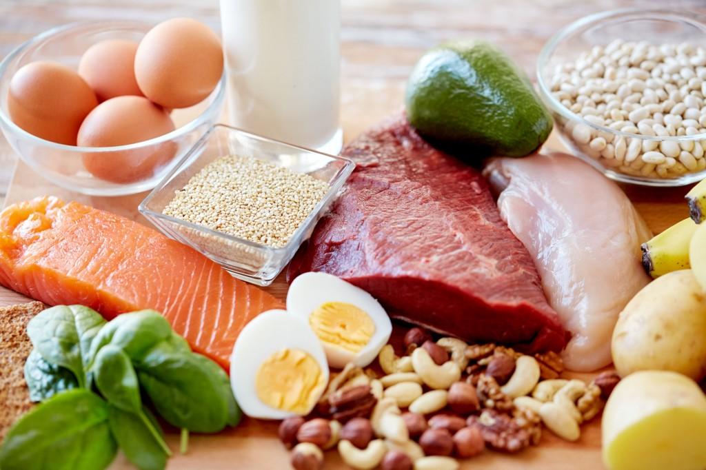 Най-добрите протеини на прах и храни с протеин